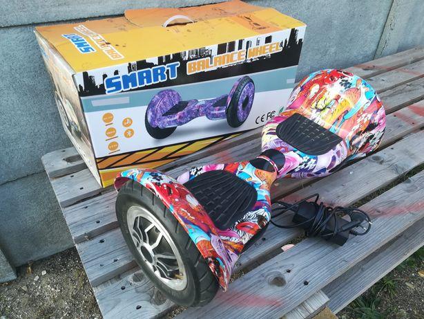 Hoverboard koła 10 sprawny - słaby akumulator