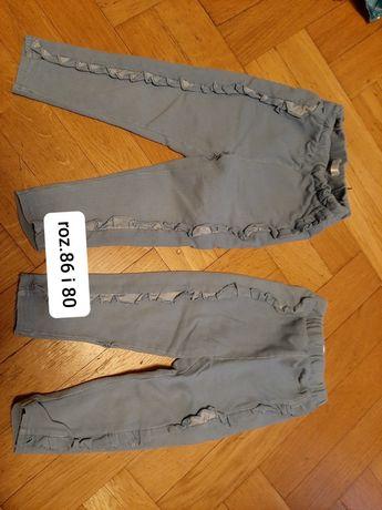 Spodnie rozm.86 i 80