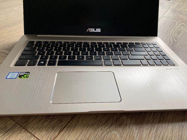 ASUS VivoBook Pro 15 N580VD i7-7700HQ/16G/256+1TB/Win10