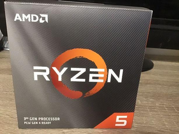 Куллер AMD RYZEN 5 3600 НОВЫЙ