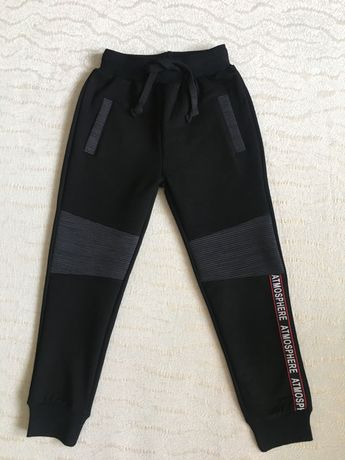 Спортивные штаны/брюки на мальчика/хлопчика, рост 116,122,128,134,140