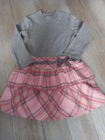 Sukienka George roz 2-3 lata