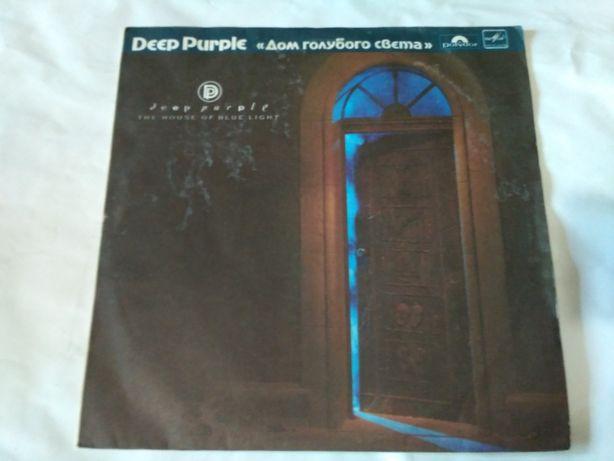 Виниловая пластинка DEEP PURPLE Дом голубого света