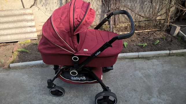 Детская коляска Babyhit Cube