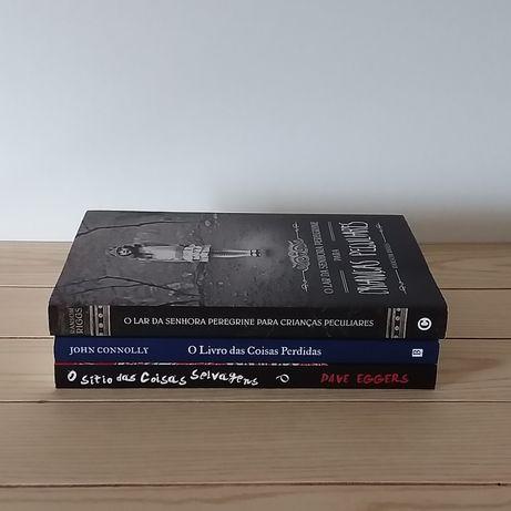 Livros juvenis Crianças Peculiares, Sítio das Coisas Selvagens