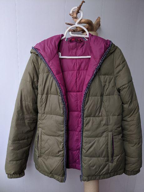 Куртка двухсторонняя, пуховик Tom Tailor women jacket