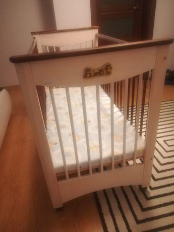 Łóżeczko niemowlęce firmy Drewex
