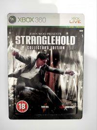 Stranglehold Xbox 360 Steelbook