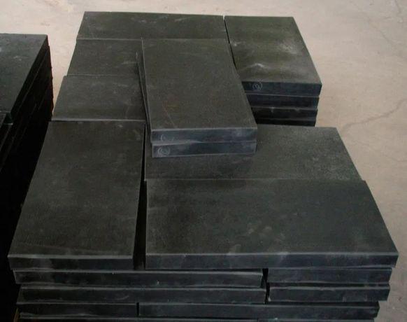 Техпластина ТМКЩ в листах толщиной 8-50 мм, в рулонах 2-6 мм