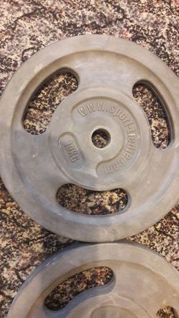 Obciążenie 10kg w gumie
