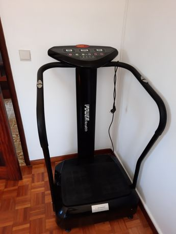 Plataforma Vibratória Power Health