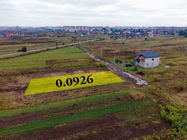 Продам або обміняю на квартиру земельну ділянку у Крихівцях.