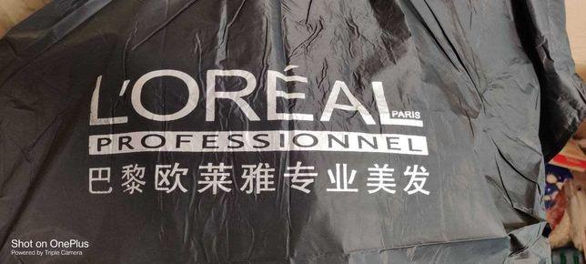 Накидка парикмахерская L'oreal