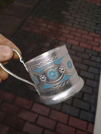 Koszyki osłonki do szklanek PRL