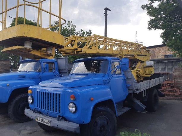 АВТОВЫШКА АП-17 ГАЗ 53А 1983г. ГБО- бензин в хорошем рабочем состоянии