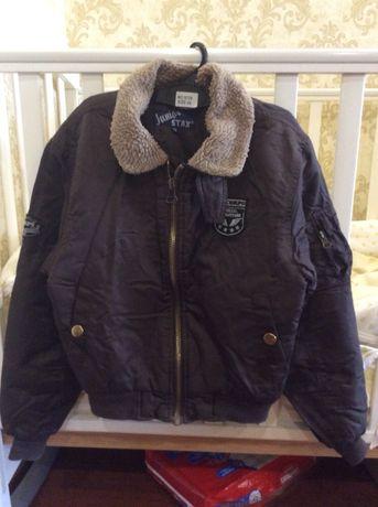 Демисезонная куртка р.128