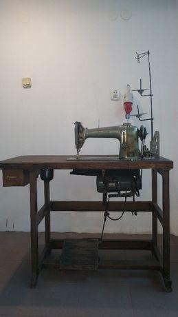 Maszyna rymarska Łucznik LZ 3