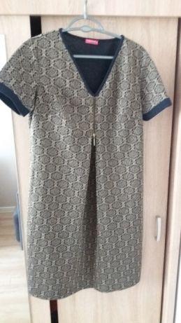 Odzież ciążowa H&M HappyMum sukienka tuniki do karmienia