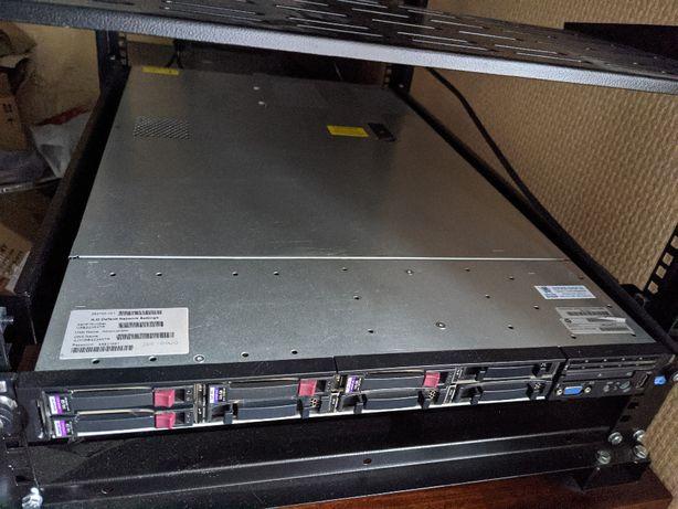 Сервер HP Proliant DL360 G7 - 2xIntel XEON X5670 2.93 GHz, 48GB DDR3