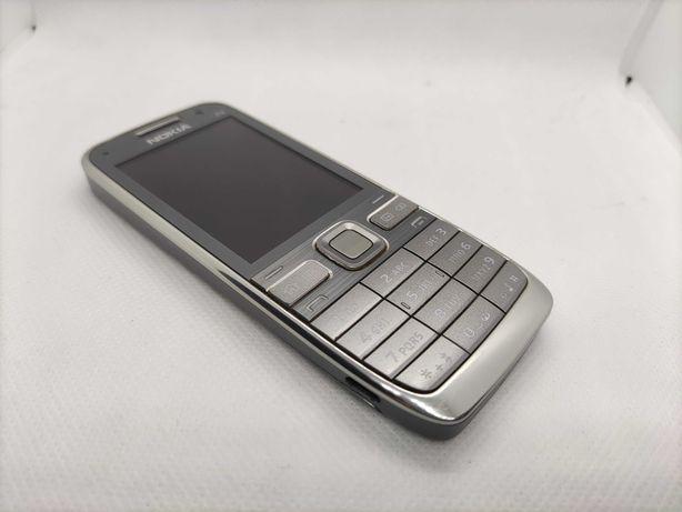 Jak NOWA Nokia E52 KOMPLET 100% Oryginał Faktura Etui Pudełko