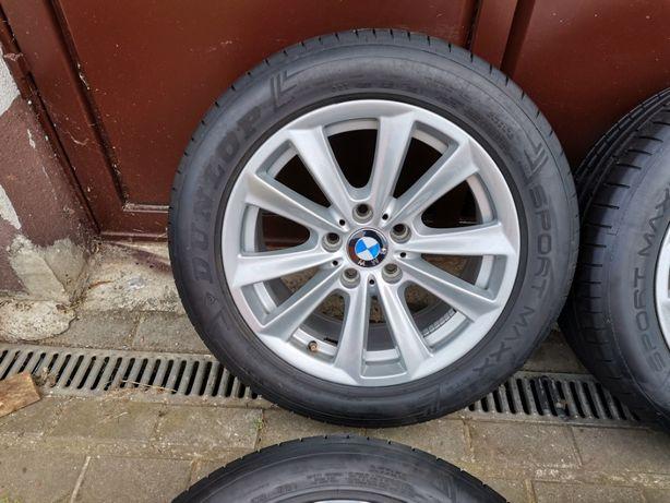 KOŁA lato 17' BMW 5 F10 F11 F12 F13 F06 - 5x120 - 225/55/17 Dunlop
