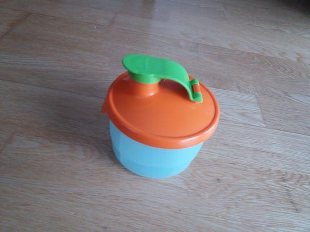 Doseador de leite ou papa em pó Tupperware