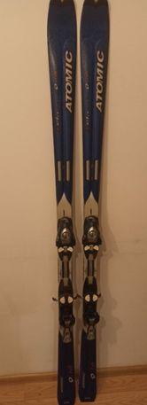 Narty Atomic 9-18 - 180cm