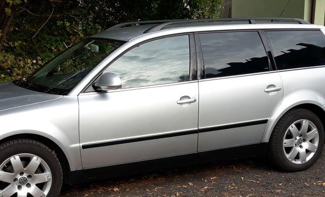 Drzwi VW Passat,kompletne (3 szt.) B5 fl Kombi  la7w
