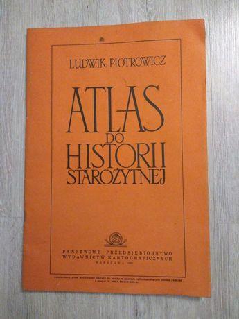 Atlas do historii starożytnej.
