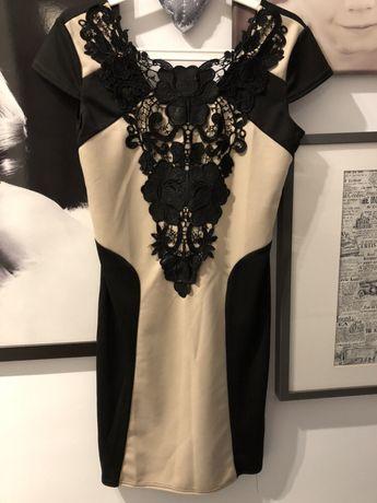 Sukienka z koronką roz36