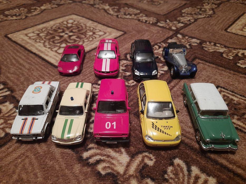 Модели автомобилей суперкаров феррари порше нива мустанг жигуль Доброполье - изображение 1