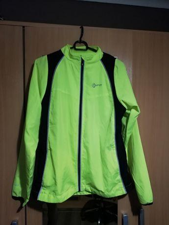 kurtka biegowa bieganie rower