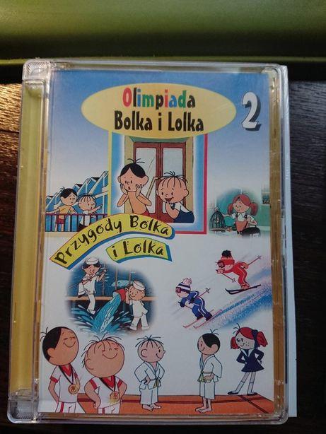 Olimpiada Bolka i Lolka na dvd