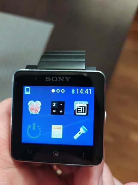 Smartwatch Sony NFC