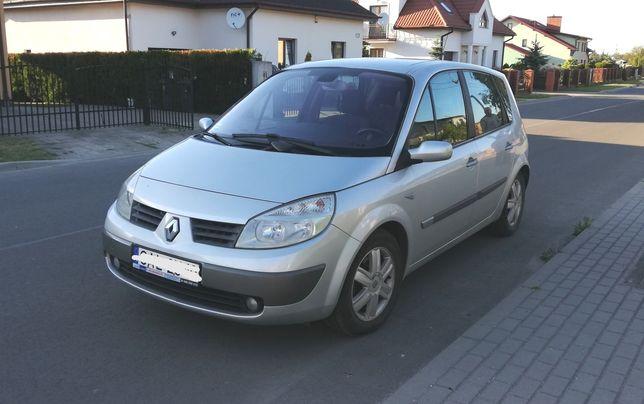 Renault Megane Scenic benzyna + gaz