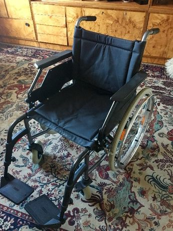 Wózek inwalidzki DIETZ REHA Caneo B Stan Idealny! Polecam!
