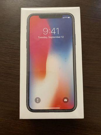 iPhone X 64Gb Space Grey Neverlock