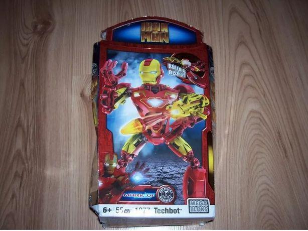 Klocki mega block Iron Man