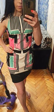 Фирменное платье карандаш мини S Atmosphere