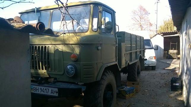 ГАЗ 66 бортовой грузовик