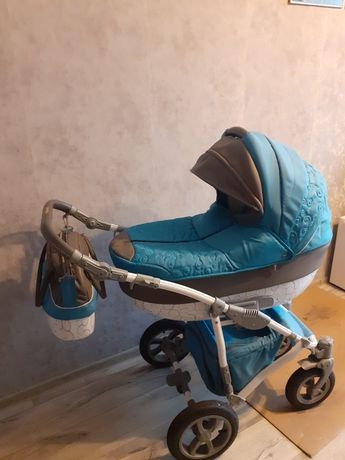 Wózek 3 w 1 Camarelo Figaro