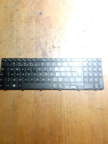 Vendo teclado para dell modelo: 5547 ls  impecável
