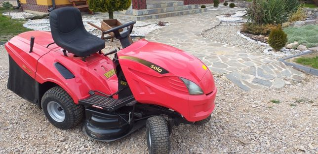 Traktorek kosiarka ok 100 do wyboru po serwisie Trak-Garden