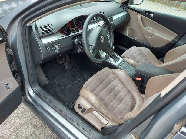 Volkswagen Passat B6 2.0 TDI 2008, zamiana na SUV, VAN