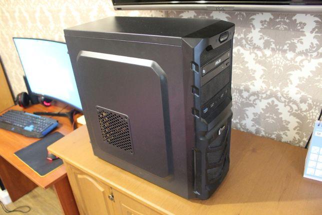 Игровой компьютер i5-7500 3.4GHz / ОЗУ 16GB / NVIDIA GTX 1050 Ti