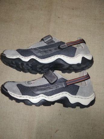 туфли кроссовки мужские Rieker