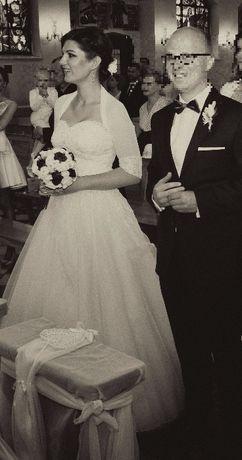 suknia ślubna Duber 36