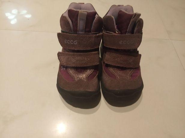 Детские ботинки Ecco 22 р