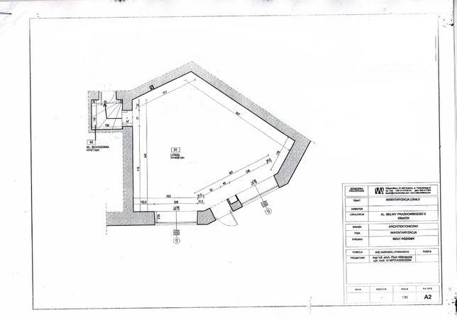 Lokal witrynowy, Rondo Mogilskie, Centrum - FV 23% - Pod biuro, Sklep