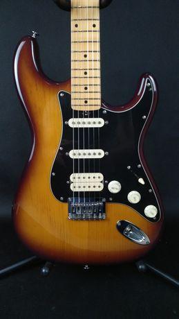 Gitara lutnicza stratocaster EMP, zawodowe wiosło